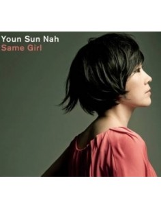 Youn Sun Nah 7th Album - Same Girl CD