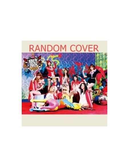 Girls Generation SNSD - 4th Album Vol 4 - I Got A Boy  [Random Cover]