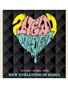 2NE1 - 2012 2NE1 GLOBAL TOUR LIVE DVD NEW EVOLUTION IN SEOUL(2DVD)