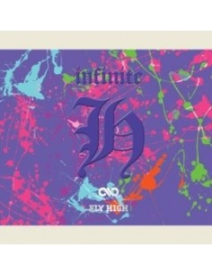 INFINITE H  Mini Album - FLY HIGH CD + Poster