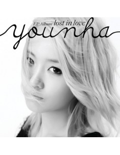 Yunha Younha Mini Album Lost in Love CD + Poster