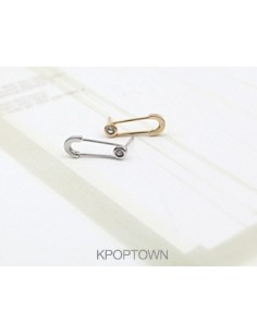 [BA24] B1A4 Cubic Point Pin Earring