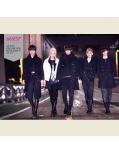 NU'EST NUEST The 2nd Mini Album - 여보세요 Hello CD + Poster