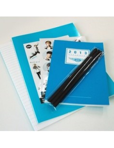 [CUBE Official Goods] BTOB Stationery SET