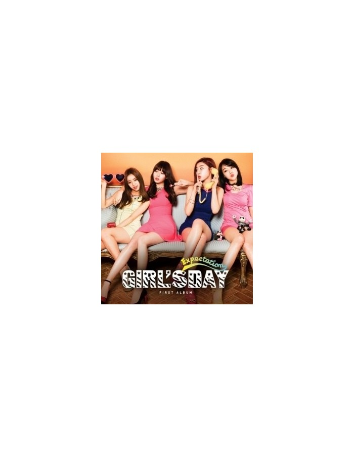 Girl's Day First Album - 기대 Expectation CD