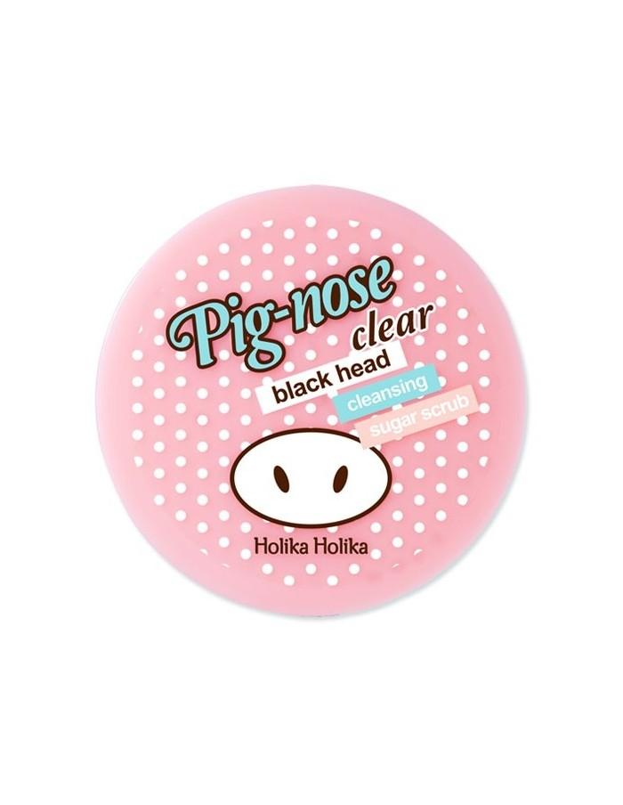 [Holika Holika] Pig-nose Clear Black Head Cleansing Sugar Scrub 30ml