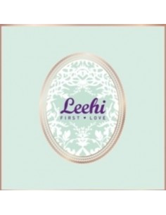 Leehi 1st Album - FIRST LOVE CD + Poster