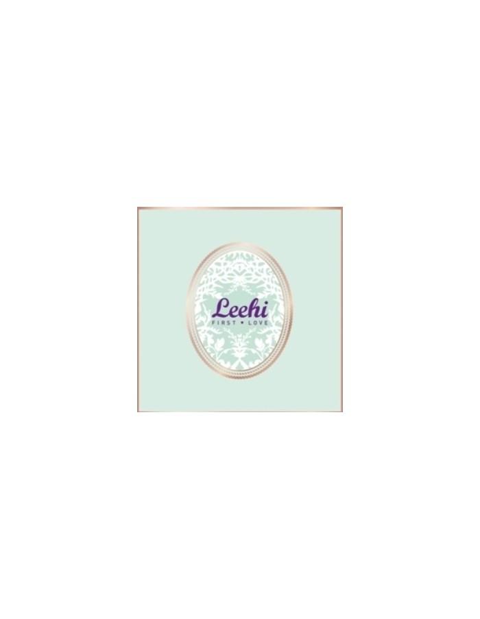 Leehi 1st Album - FIRST LOVE CD + Poster
