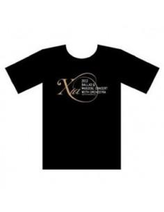 JYJ Concert Official Goods -  XIA Junsu Concert T-shirts
