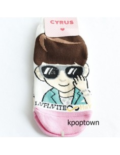 INFINITE 1 Pairs of  Character Socks - HOYA