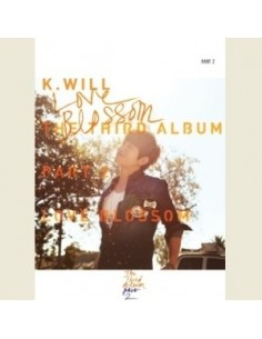 K.Will The Third Album Part.2 - LOVE BLOSSOM CD