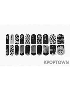 [ G.Dragon 2013 Concert Official Goods ] Fake Nail SET