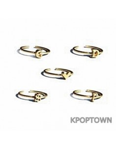 [ G.Dragon 2013 Concert Official Goods ] Ring Set 2color