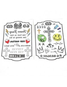 [ G.Dragon 2013 Concert Official Goods ] GD 2013 one of a kind TATTOO STICKER