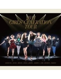 Girls Generation SNSD - 2011 Girls Generation Tour 2CD + Photobook