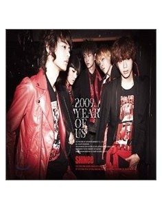 SHINEE 3rd Mini Album 2009 Year of us CD
