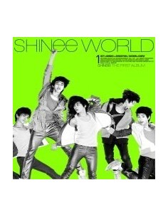 SHINEE 1st Album vol 1 The Shinee World A Version