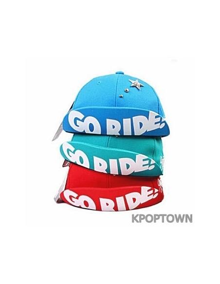 [Cap131] STAR GO RIDE CAP