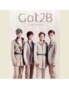 Got2B 1st single - Gotta be Real CD