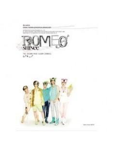 SHINEE Second Mini Album Romeo CD