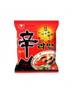 Korean Instant Noodles - Sin Ramen(신라면)