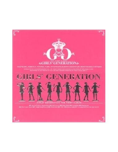 Girls Generation SNSD 1st Album vol 1 Girls Generation