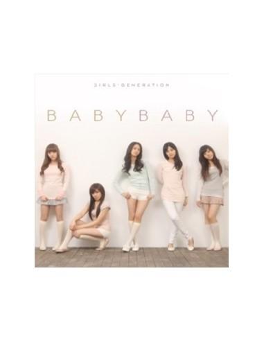 Girls Generation SNSD 1st Album vol 1 Repackage - Baby Baby