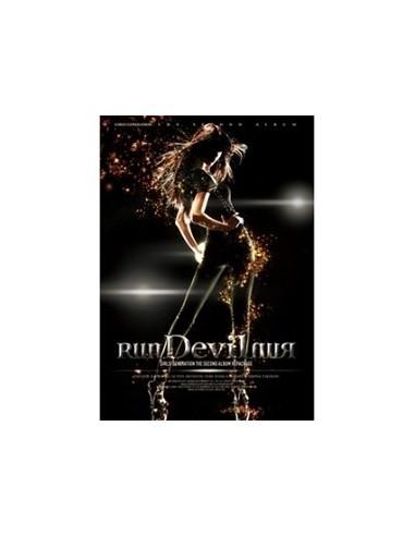 Girls Generation SNSD 2nd Album vol 2 Repackage Run Devil Run