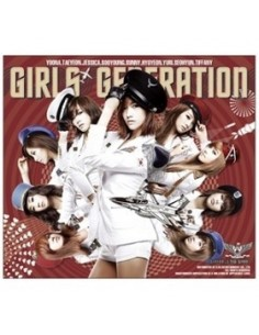 Girls Generation SNSD 2nd Mini Album Genie