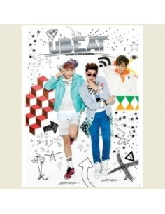 U-KISS Unit uBEAT 1st Mini Album - CD 있을때 잘해줄껄