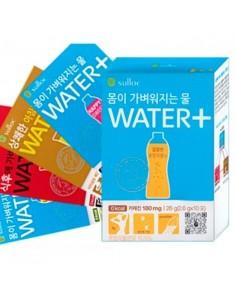 Korean Health Supplement - Water Plus 5 flavors