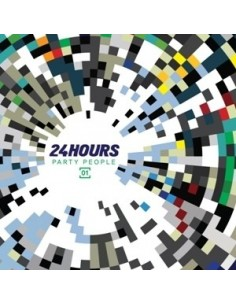 24 Hours 1st Album vol 1 - Party People CD