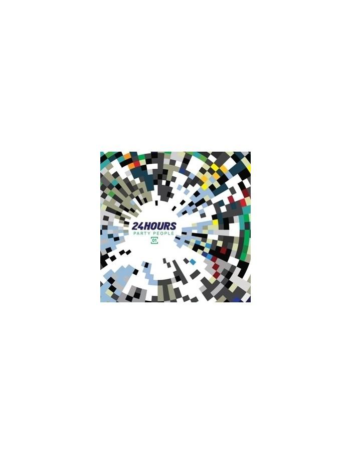 24 Hours 1st Album vol 1 - Party People CD