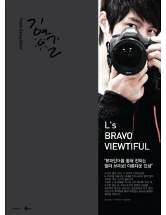 INFINITE L - L's Bravo Viewtiful Photobook
