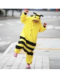 [PJA29] Animal Pajamas - honeybee