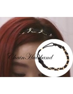[DR31] JUNG RYEO WON CHAIN Hair Band