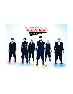 TEENTOP Teen Top Second 2nd Single Transform CD +Poster