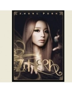 Z.HERA 1st Mini Album - Z.HERA BORN CD