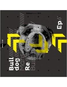 Bulldog Mansion - Re-Building CD