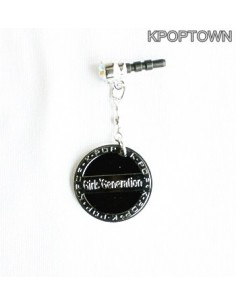 Pendant Ear Cap/Dust Plug for iPhone iPad iPod Galaxy - SNSD Girls Generation Ver. 2