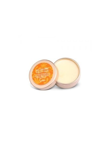 [A'PIEU 46] ALL-IN-ONE Pocket Balm 20g - 3Kinds