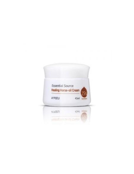 [A'PIEU 30] A'PIEU Essential Source Healing Horse-Oil Cream - 15ml / 45ml