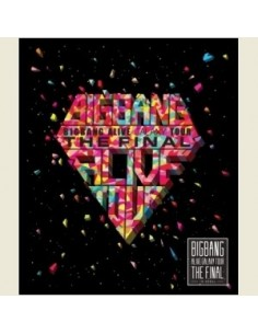 Big Bang 2013 BIGBANG Alive Galaxy Tour Live CD - The Final In Seoul