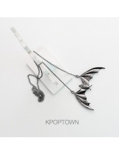 [IN89] INFINITE Real Bat Necklace