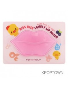 [TONYMOLY] Kiss Kiss Lovely Lip Patch