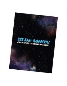 [CNBLUE Official Goods] CNBLUE BLUE MOON Brochure