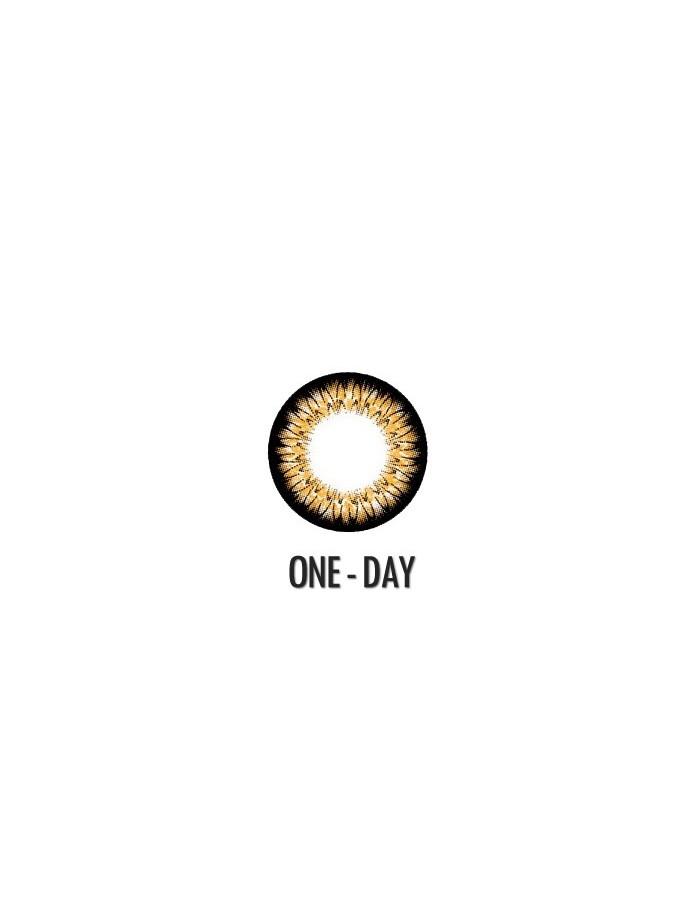[1day] Sweet Dandelion - Brown (1 Pair / 5 Pair)