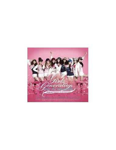 GIRLS GENERATION SNSD 1st Asia Tour 2CD +Poster