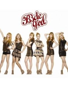 BBde Girl 1st Mini Album CD + Poster