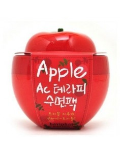 [Baviphat 02] Apple Theraphy sleeping Pack 100g
